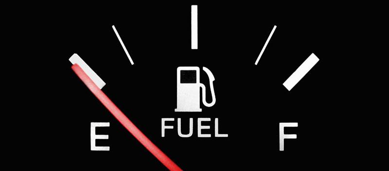 jauge carburant voiture