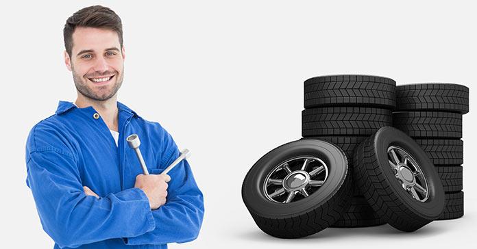 remplacer votre pneu par un professionnel
