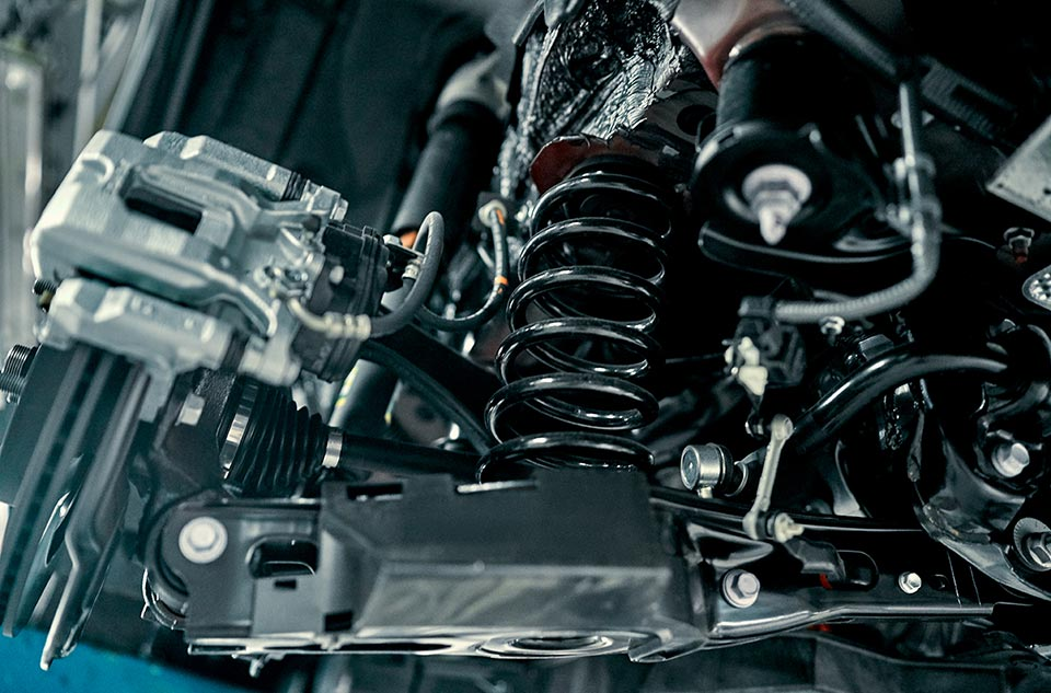 suspension-voiture